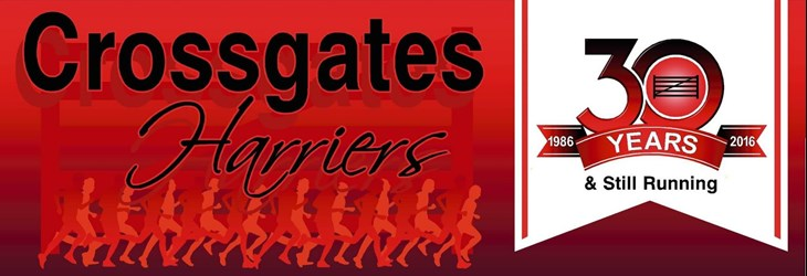 crossgates harriers logo
