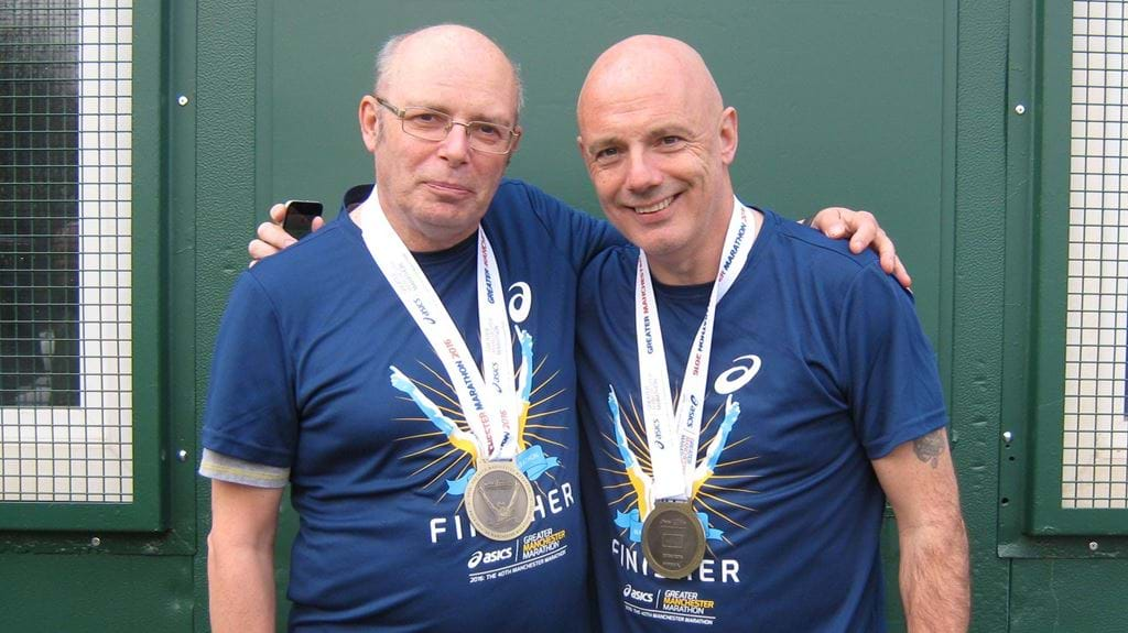 Tim_Ward_with_Blackley_Walk2Run_leader_Steve_Gallagher300.jpg