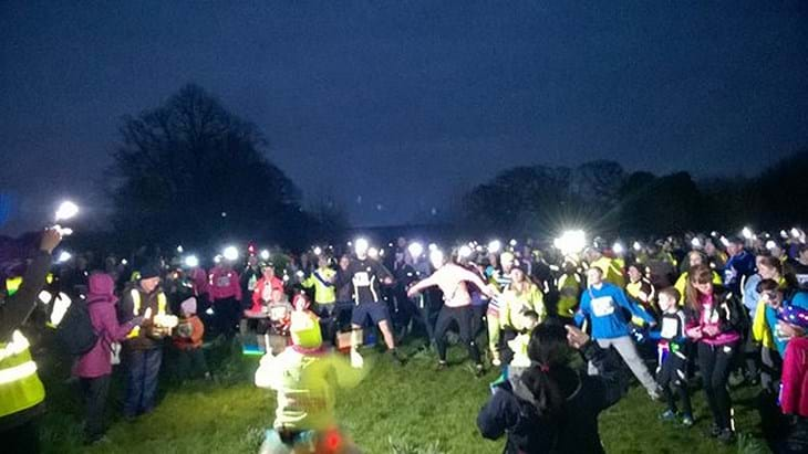 Speke Hall night run